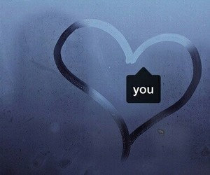 love, heart, and you image