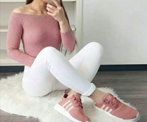 colors, pink, and وردي image
