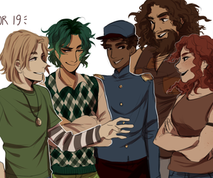 magnus chase and alex fierro image