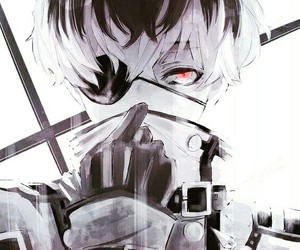 tokyoghoul, sasakihaise, and tokyoghoulre image
