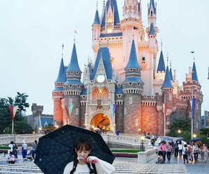 asia, asian, and disneyland image