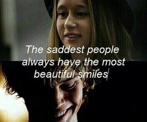 ahs, smile, and sad image