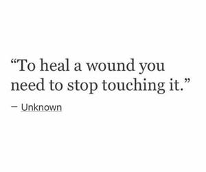 quote, sad, and deep image