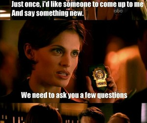 beckett, castle, and quotes image