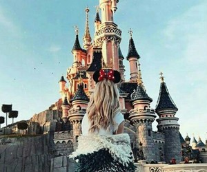 disney, disneyland, and Dream image