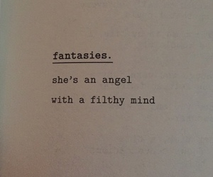 quotes, angel, and fantasy image