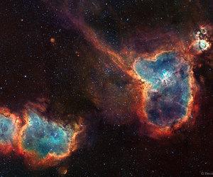 nebula, amazing, and astronomy image
