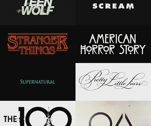 scream, supernatural, and tv image