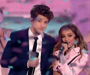 charlie puth and little mix image