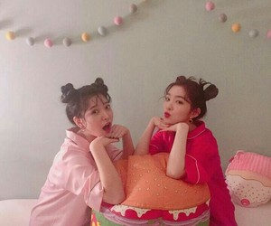 red velvet, irene, and yeri image