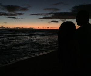 beach, kiss, and Relationship image