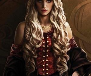 Queen, princess, and rhaenyra image