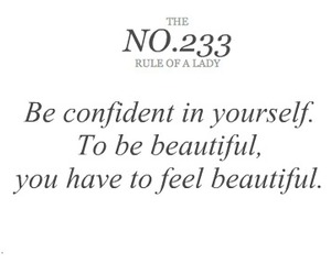 beautiful, quotes, and confident image