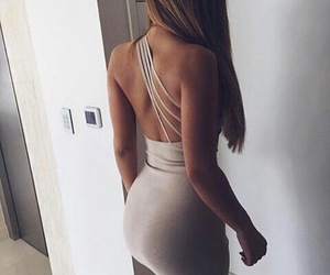 body, dresses goals, and girls image