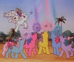 my little pony, pony, and grunge image