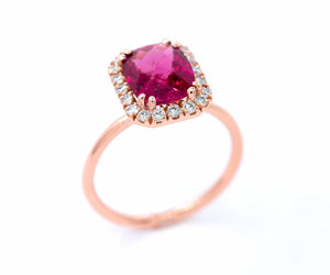 accessories, pink tourmaline, and etsy image