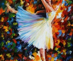 art and ballet image