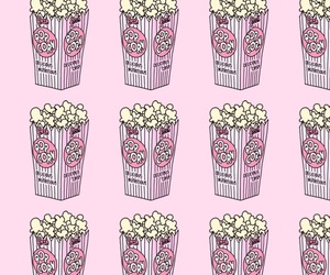 pattern, patterns, and pink image