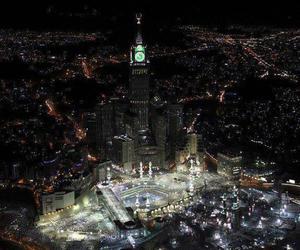 clock tower, saudi arabia, and jeddah image