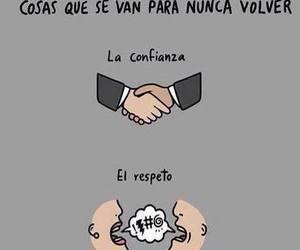 respeto and confianza image