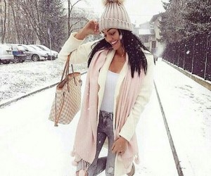 outfit, fashion chic, and woman image