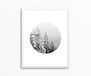 digital print, etsy, and nature art image