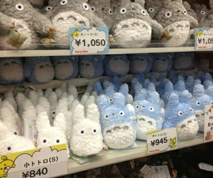 japan, cute, and totoro image