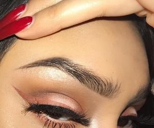 makeup and dress image