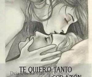 amor, bonito, and dibujo image