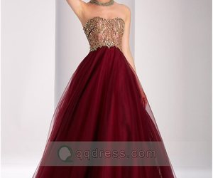 prom dresses, tulle prom dress, and cheap prom dresses image
