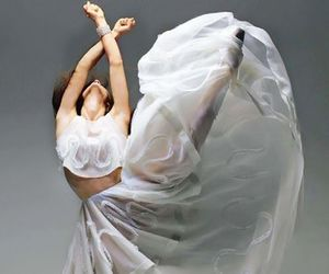 dance, ballet, and white image