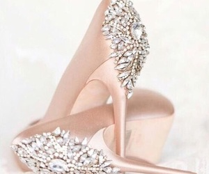 elegant, heels, and pretty image