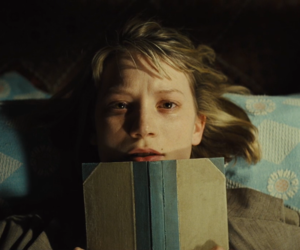 the double and Mia Wasikowska image