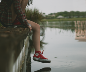 converse, grunge, and teenage image