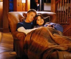 love, couple, and one tree hill image