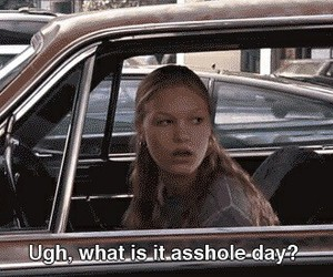 asshole, 10 things i hate about you, and movie image