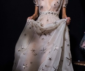 fashion, dress, and Valentino image