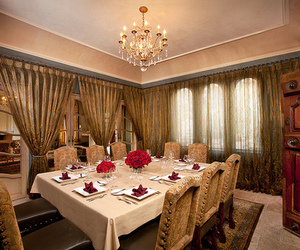 dining room and luxury image