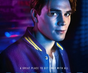 riverdale and archie andrews image