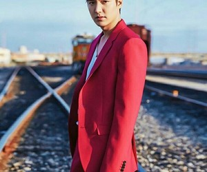 handsome, lee min ho, and photoshoot image