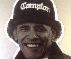 badass, barack obama, and campaign image