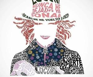 alicia, sombrerero, and locura image