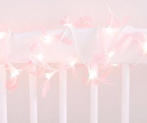 light, pink, and kawaii image