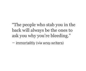 bleeding, inside, and outside image