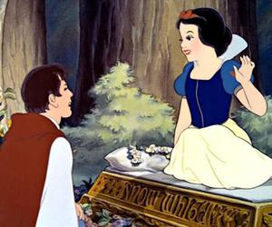 snow white, disney, and funny image