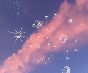 pretty and stars image