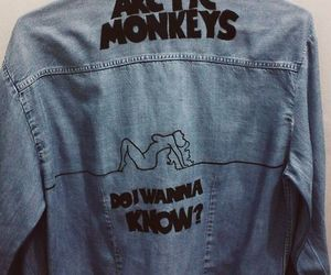 arctic monkeys, do i wanna know, and grunge image