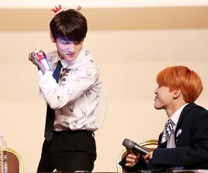 boys, korean, and jimin image