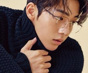 nam joo hyuk and model image