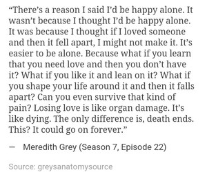 couple, inspiring, and meredith grey image